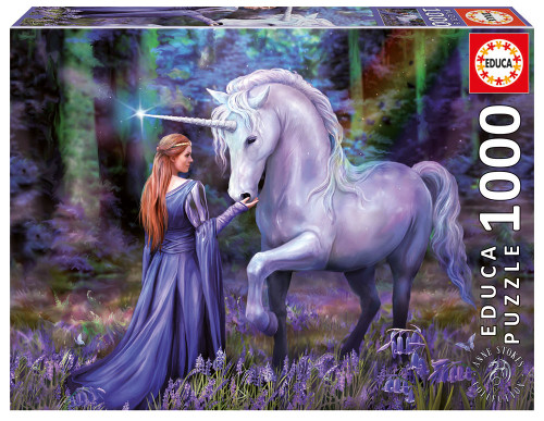 """""""Bluebell Woods"""" 1000 Piece Jigsaw Puzzle   Educa"""