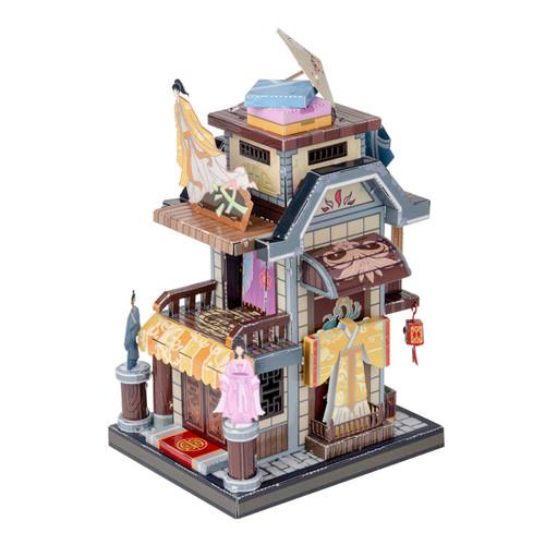 """China Clothing Store"" Metal Model Kit | MU Model"