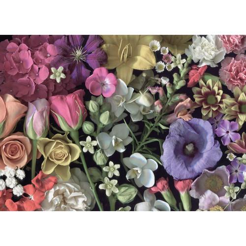 """Flowers"" 1000 Piece Jigsaw Puzzle   Cloudberries"