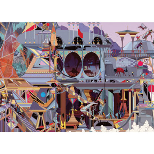 """""""Outpost"""" 1000 Piece Jigsaw Puzzle 