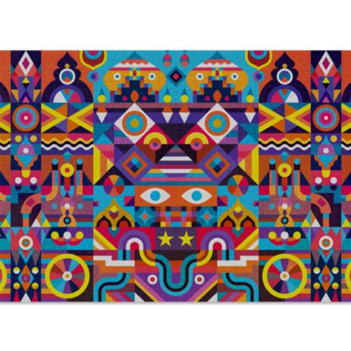 """Symmetry"" 1000 Piece Jigsaw Puzzle | Cloudberries"