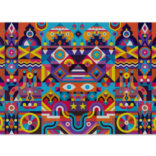 """Symmetry"" 1000 Piece Jigsaw Puzzle   Cloudberries"