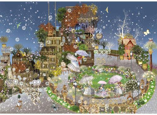 """Fairy Park, Pixie Dust"" 1000 Piece Jigsaw Puzzle | Heye"