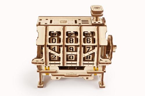 Counter STEM Lab Mechanical Wooden Model | UGears