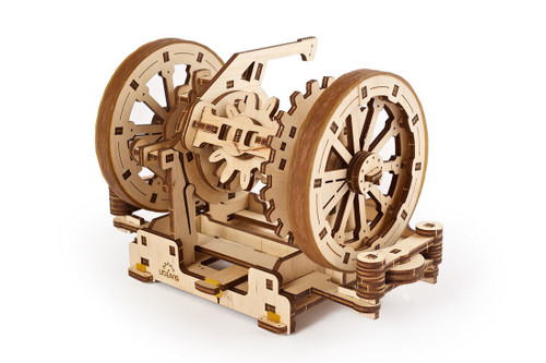 Differential STEM Lab Mechanical Wooden Model | UGears