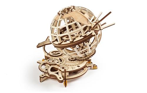 """Globus"" Globe Mechanical Wooden Model | UGears"