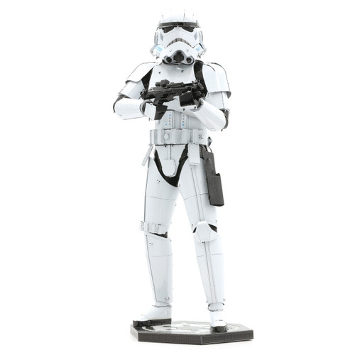 Stormtrooper Star Wars Metal Model Kit | Metal Earth