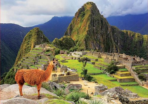 """Machu Picchu, Perú"" 1000 Piece Jigsaw Puzzle | Educa"