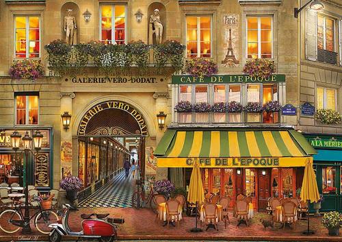 """Galerie Paris"" 2000 Piece Jigsaw Puzzle | Educa"