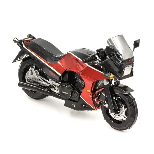 Kawasaki GPZ900R Metal Model Kit | Metal Earth