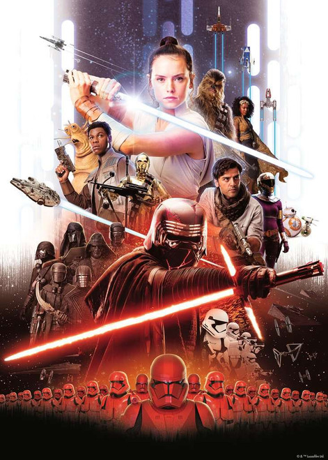 """""""Star Wars - The Rise of Skywalker"""" 1000 Piece Jigsaw Puzzle 