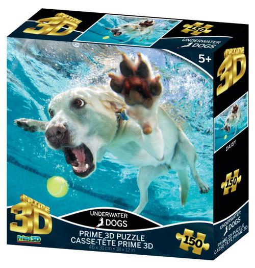 """Daisy"" 150 Piece *Lenticular 3D Effect* Jigsaw Puzzle | Prime3D"