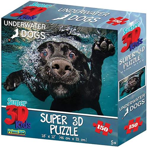 """Duchess"" 150 Piece *Lenticular 3D Effect* Jigsaw Puzzle | Prime3D"