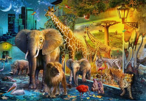 """The Portal"" 1500 Piece Jigsaw Puzzle | Ravensburger"
