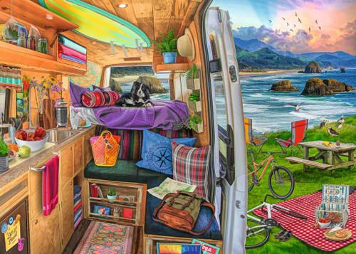 """Rig Views"" 1000 Piece Jigsaw Puzzle | Ravensburger"