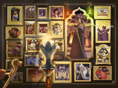 """Disney Villainous Jafar"" 1000 Piece Jigsaw Puzzle | Ravensburger"