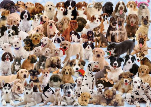 """Dog's Galore!"" 1000 Piece Jigsaw Puzzle | Ravensburger"