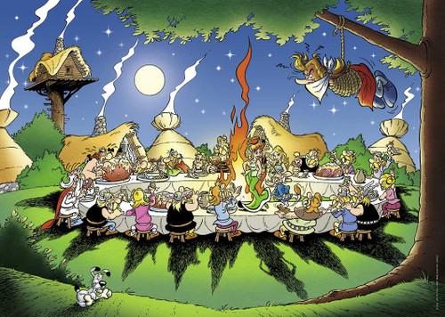 """The Banquet"" 1500 Piece Jigsaw Puzzle | Ravensburger"