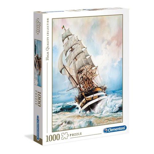 """""""Amerigo Vespucci"""" 1000 Piece Jigsaw Puzzle   Clementoni"""