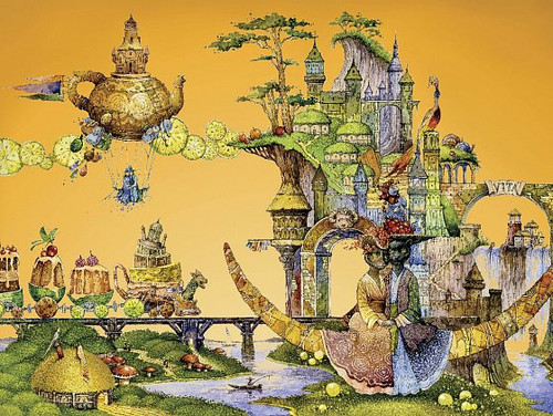 """I Once Had a Dream"" 350 Piece Premium Wooden Jigsaw Puzzle 