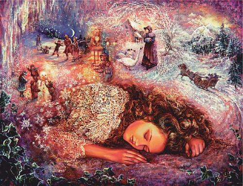 """Wisteria Dreaming"" 400 Piece Premium Wooden Jigsaw Puzzle | DaVICI"
