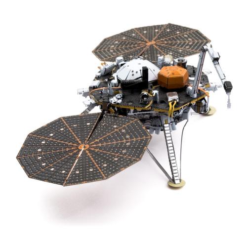 InSight Mars Lander Metal Model Kit | MMS193 | Metal Earth