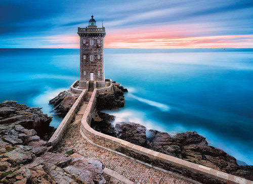 """""""The Lighthouse"""" 1000 Piece Jigsaw Puzzle 