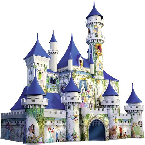 Disney Castle 216 Piece *3D Jigsaw Puzzle* | Ravensburger