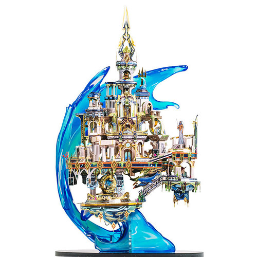"""Atlantis"" Metal Model Kit YM-N117 