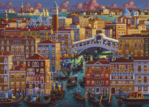 """Venice"" 1000 Piece Jigsaw Puzzle | Dowdle"