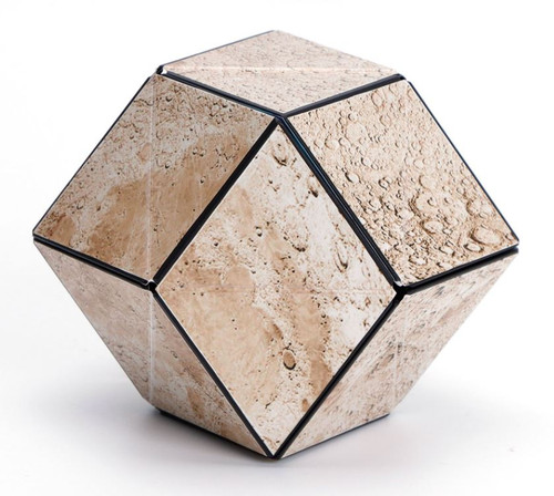 "Geometric Shape Shifting Magnetic Transformation Cube ""Moon"" | Shashibo"