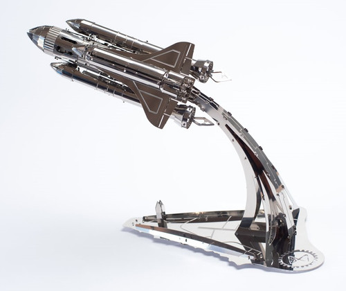 """Starbreeze Explorer"" Mechanical Metal Model Kit | T4M"