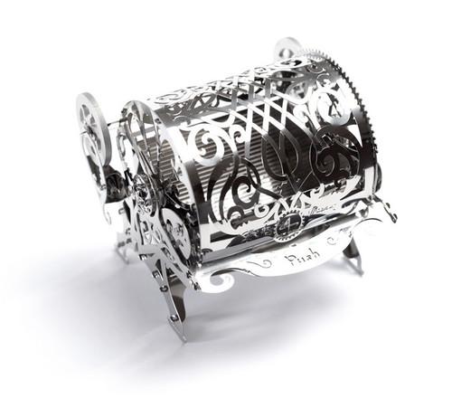 """Gorgeous Gearbox"" Mechanical Metal Model Kit   T4M"