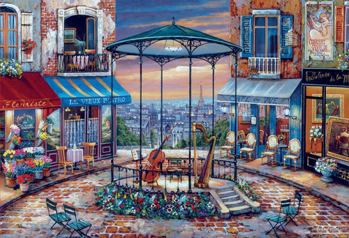 """Evening Prelude"" 6000 Piece Jigsaw Puzzle 