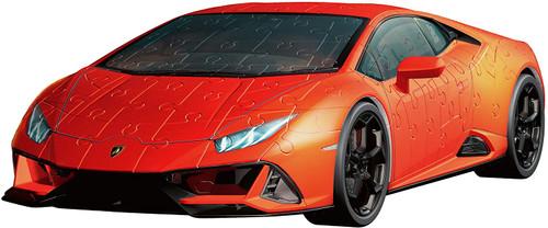 """Lamborghini Huracan Evo"" 108 Piece *3D Jigsaw Puzzle* | Ravensburger"