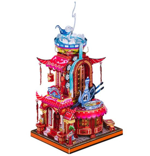 """Happy Sweet Dumplings"" *Chinese New Year Series* Metal Model Kit 