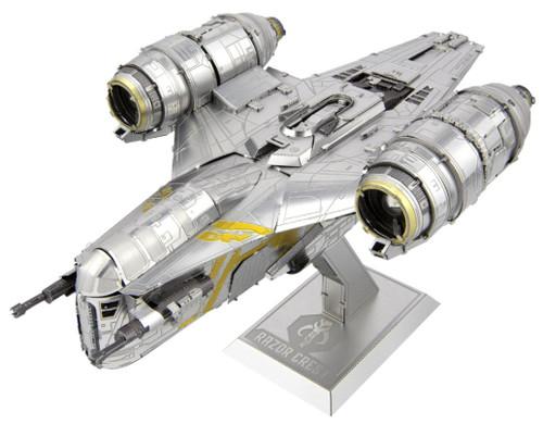 """Razor Crest"" Star Wars The Mandalorian Metal Model Kit | Metal Earth"