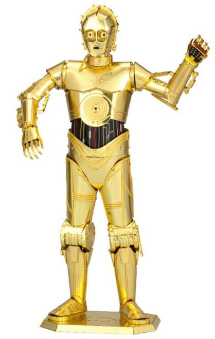 """C-3PO - Large Version"" Star Wars Metal Model Kit | Metal Earth"