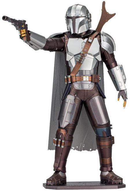 """""""The Mandalorian"""" Star Wars Metal Model Kit   Metal Earth"""