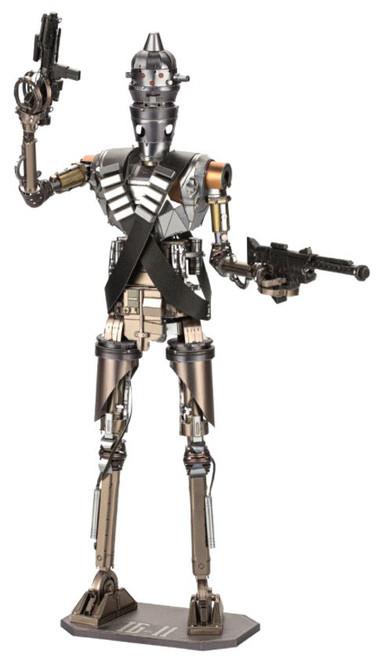 """IG-11"" The Mandalorian Star Wars Assassin Droid Metal Model Kit | Metal Earth"