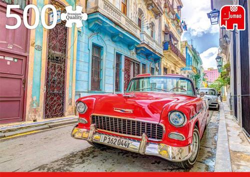 """Havana, Cuba"" 500 Piece Jigsaw Puzzle | Jumbo"