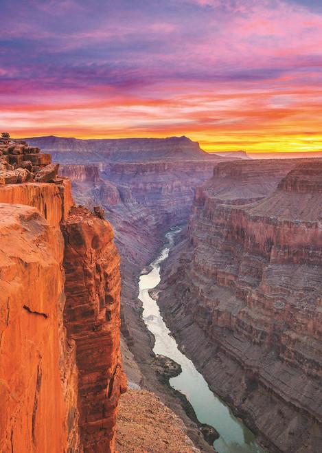"""Grand Canyon"" 500 Piece Jigsaw Puzzle | Jumbo"
