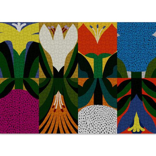 """Bloom"" 1000 Piece Jigsaw Puzzle | Cloudberries"