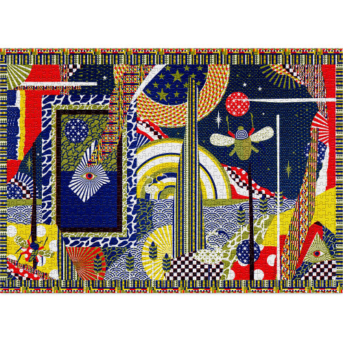 """Egyptology"" 1000 Piece Jigsaw Puzzle | Cloudberries"