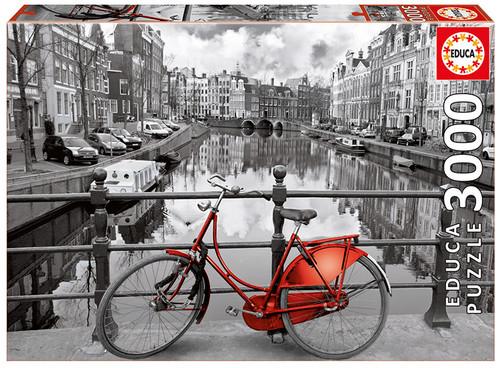 """Amsterdam"" 3000 Piece Jigsaw Puzzle   Educa"