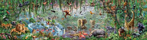 """""""Wildlife"""" 33,600 Piece Jigsaw Puzzle   Educa"""