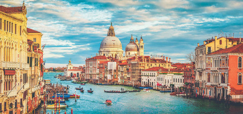 """Grand Canal Venice"" 3000 Piece Jigsaw Puzzle   Educa"