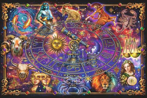"""Zodiac"" 3000 Piece Jigsaw Puzzle | Ravensburger"