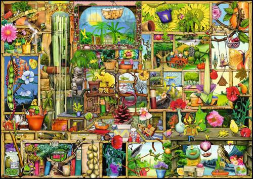 """The Gardener's Cupboard"" 1000 Piece Jigsaw Puzzle | Ravensburger"
