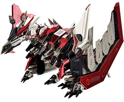 """Pterosaur"" Zoids Metal Model Kit | Microworld"